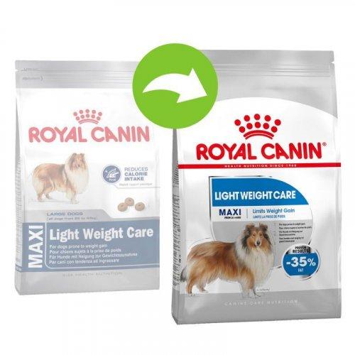 Royal Canin Maxi Light Weight Care - корм Роял Канин для крупных взрослых собак с избыточным весом