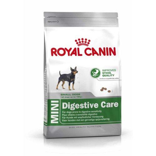 Royal Canin Mini Digestive Care - корм Роял Канин для взрослых чувствительных собак мелких пород