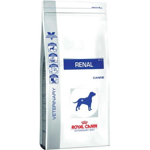 Royal Canin Renal Dog - корм Роял Канин при почечной недостаточности