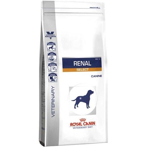 Royal Canin Renal Select Dog - корм Роял Канин при почечной недостаточности