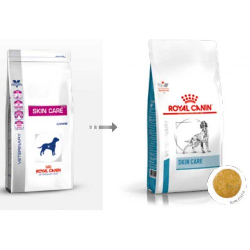 Royal Canin Skin Care Dog - корм Роял Канін для собак при дерматозах