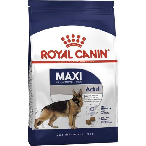 Royal Canin Maxi Adult - корм Роял Канин для взрослых крупных собак