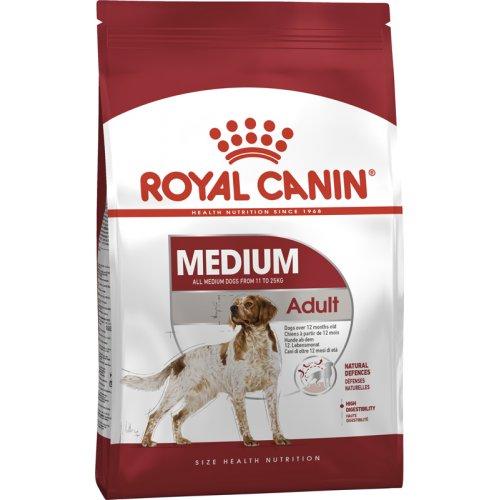 Royal Canin Medium Adult - корм Роял Канин для взрослых собак средних пород