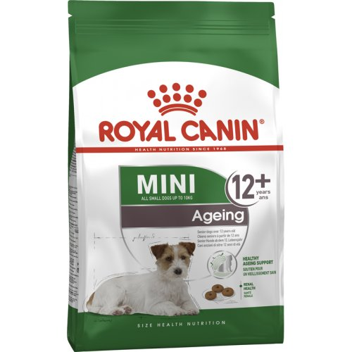 Royal Canin Mini Ageing +12 - корм Роял Канин для стареющих собак мелких пород
