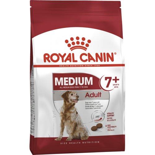 Royal Canin Medium Adult 7+ - корм Роял Канин для средних собак старше 7 лет