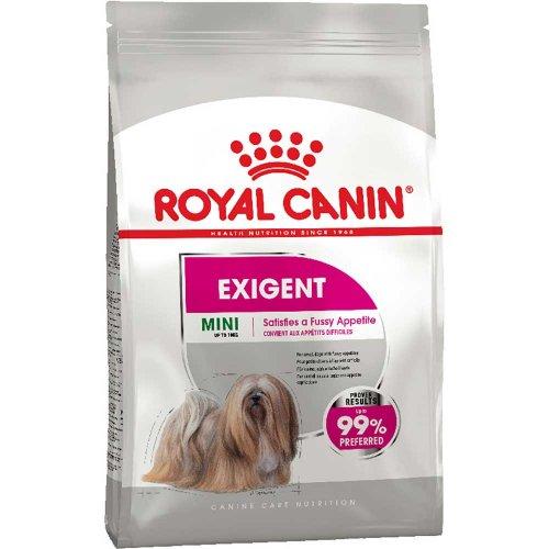 Royal Canin Mini Exigent - корм Роял Канин для привередливых взрослых собак мелких пород