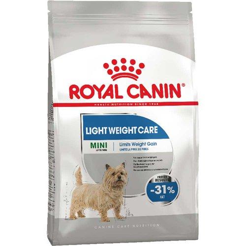 Royal Canin Mini Light Weight Care - корм Роял Канин для взрослых мелких собак с лишним весом