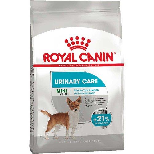 Royal Canin Mini Urinary Care - корм Роял Канин для профилактики мочекаменной болезни у мелких собак