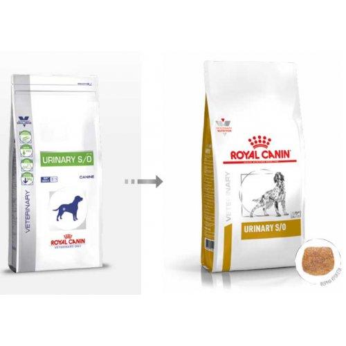 Royal Canin Urinary S/O Dog - корм Роял Канін при захворюваннях сечовивідної системи