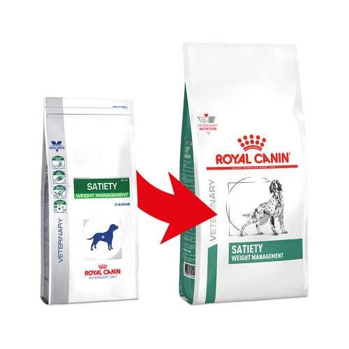 Royal Canin Satiety Dog - корм Роял Канин для собак с лишним весом