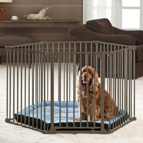 Savic Dog Park De Luxe - манеж Савик для щенков и собак мелких пород