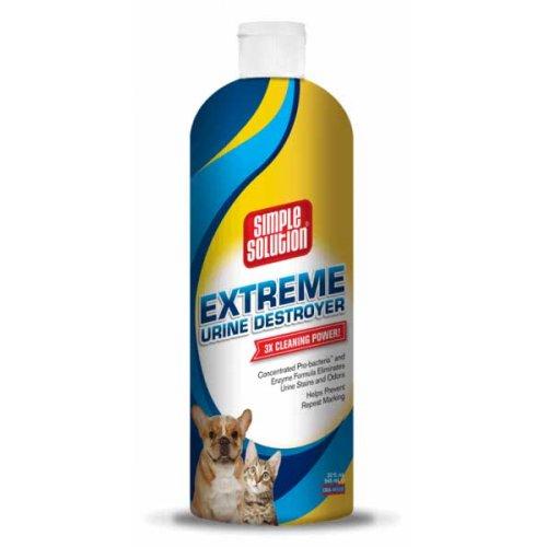 Simple Solution Extreme - средство Симпл Солюшн для удаления мочи с ковровых покрытий