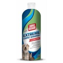 Simple Solution Extreme Carpet Shampoo - средство Симпл Солюшн для очистки ковровых покрытий
