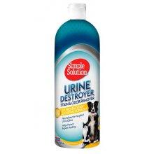 Simple Solution Urine Destroyer - средство Симпл Солюшн для удаления пятен и запахов мочи