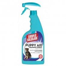 Simple Solution - средство Симпл Солюшн для приучения собак к туалету