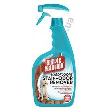 Simple Solution - средство Симпл Солюшн для нейтрализации запахов и пятен с твердых поверхностей