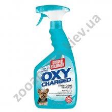 Simple Solution - средство Симпл Солюшн для удаления стойких запахов и пятен собак