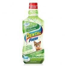 Synergy Labs Dental Fresh Cat - жидкость Синерджи Лабс против зубного налета