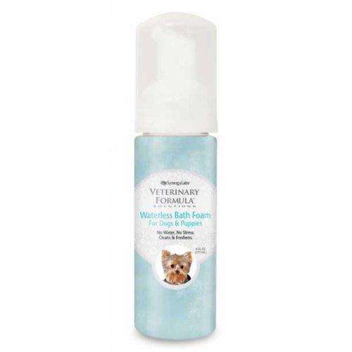 Synergy Labs Veterinary Formula Waterless Bath Foam - шампунь без воды Синерджи Лабс для собак