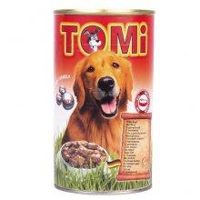 TOMi - консервы ТОМи с говядиной в соусе для собак