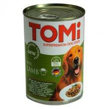 TOMi - консервы ТОМи с бараниной в соусе для собак