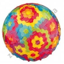 Trixie - разноцветный мяч Трикси с пищалкой