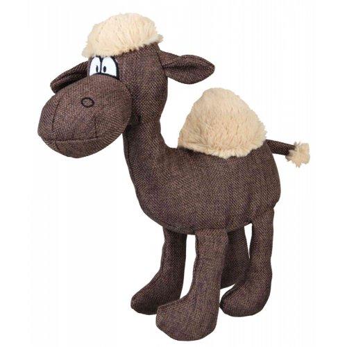 Trixie Dromedary - мягкая игрушка Трикси верблюд со звуком для собак