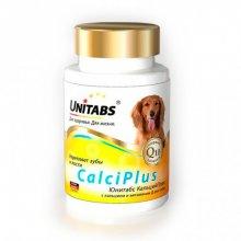 Unitabs Calci Plus - витаминный комплекс Юнитабс для роста и укрепления костей