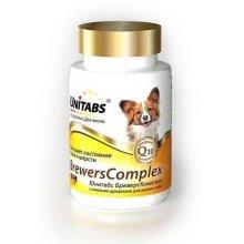 Unitabs Brevers Complex - витаминный комплекс Юнитабс для мелких собак