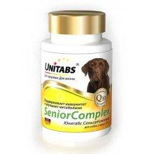 Unitabs Senior Complex - витаминный комплекс Юнитабс для пожилых собак