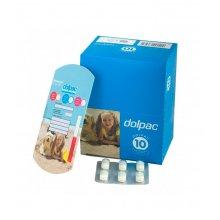 Vetoquinol Dolpac - антигельминтик Ветокинол Долпак со вкусом бекона для собак