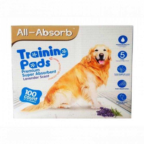 All Absorb Premium - пеленки Олл-Абсорб Премиум для собак
