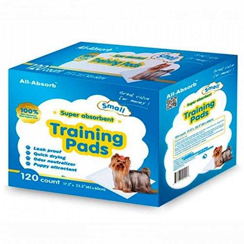All Absorb Regular Training - пеленки Олл-Абсорб Регулятор для собак