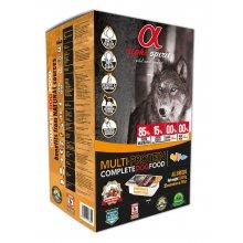 Alpha Spirit Multiprotein - полувлажный корм Альфа Спирит Мультипротеин для собак