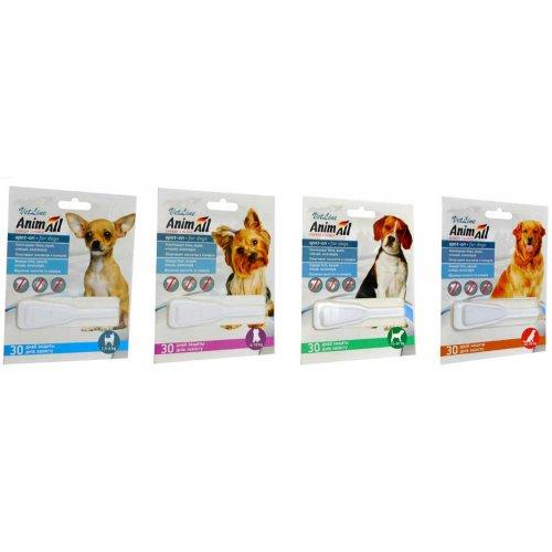 AnimAll VetLine - инсектоакарицидные капли ЭнимАл для собак и щенков