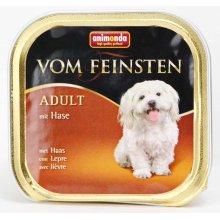 Animonda Vom Feinsten Forest - консервы Анимонда с кроликом для собак