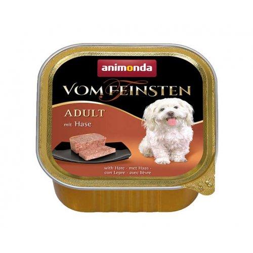Animonda Vom Feinsten - консервы Анимонда с кроликом для собак