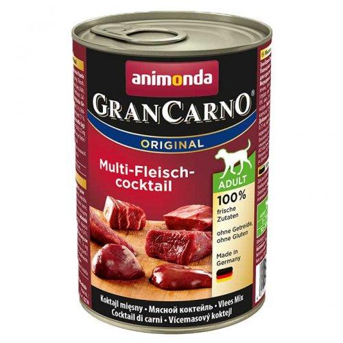Animonda Gran Carno Adult - консервы Анимонда мультимясной коктейль для собак