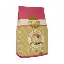 Araton Adult Mini & Medium - корм Аратон для собак мелких и средних пород