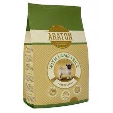 Araton Junior Lamb and Rice - корм Аратон с ягненком и рисом