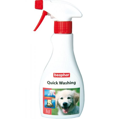 Beaphar Quick Washing - экспресс-шампунь Бифар для животных