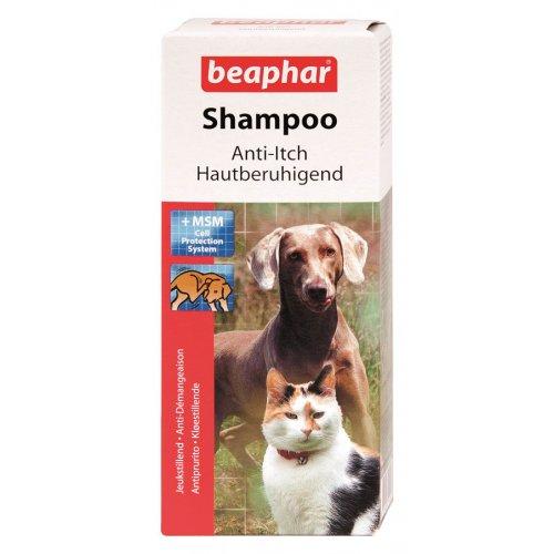 Beaphar Shampoo Anti Itch - шампунь Бифар против кожного зуда