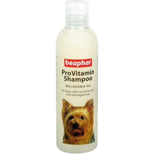 Beaphar Pro Vitamin Shampoo Macadamia Oil for Dogs - провитаминный шампунь Бифар для собак