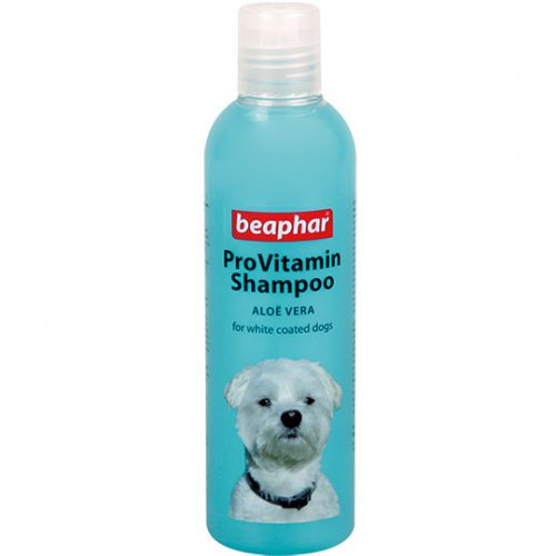 Beaphar Pro VitamIn Shampoo White/Blue - шампунь Бифар для собак с белым и светлым окрасом