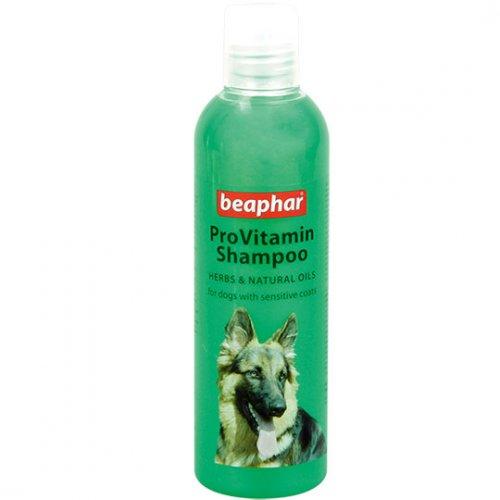 Beaphar ProVitamin Shampoo Herbal - провитаминный шампунь Бифар для собак