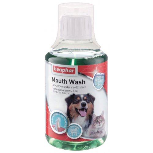 Beaphar Mouth Wash - ополаскиватель Бифар для полости рта собак и кошек