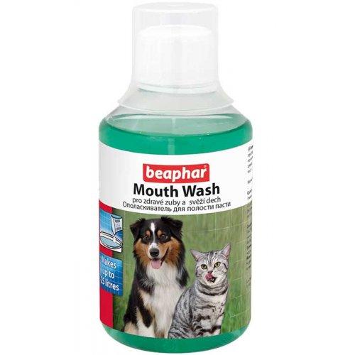 Beaphar Mouth Wash - ополаскиватель для полости рта Бифар