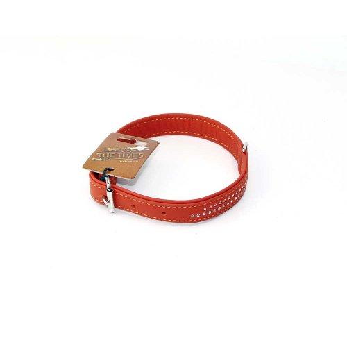 Before Elite Collection- кожаный ошейник Элит для собак крупных пород