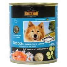 Belcando - консервы Белькандо Лосось с амарантом и цукини для собак