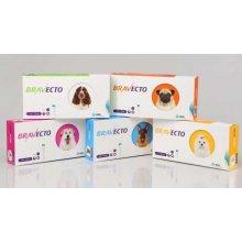 Bravecto Spot-On - инсектоакарицидные капли Бравекто Спот-Он для собак